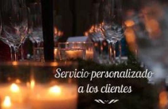 Video promocional para la empresa Catering Marc Fosh presentación en un evento