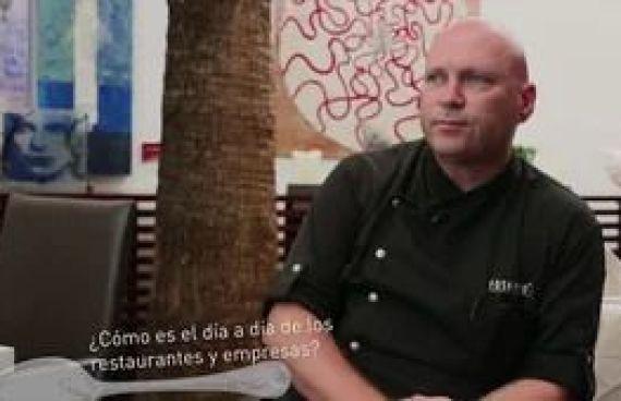 Parte 6 entrevista Marc Fosh para la empresa Catering Marc Fosh