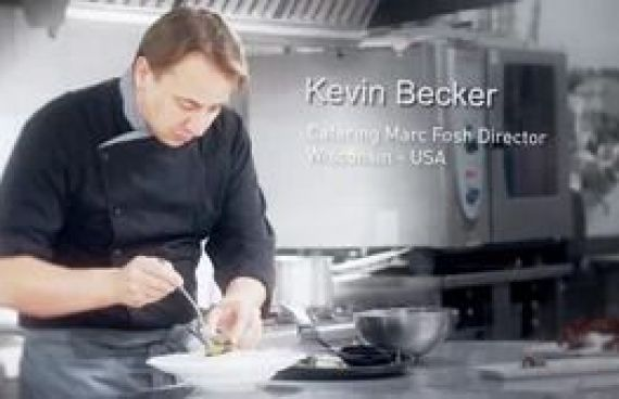 Video para la empresa Catering Marc Fosh, entrevista en inglés