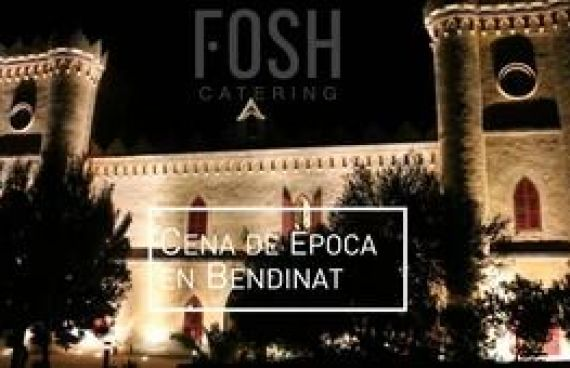 Video para la empresa Catering Marc Fosh, noticia de una cena en Bendinat
