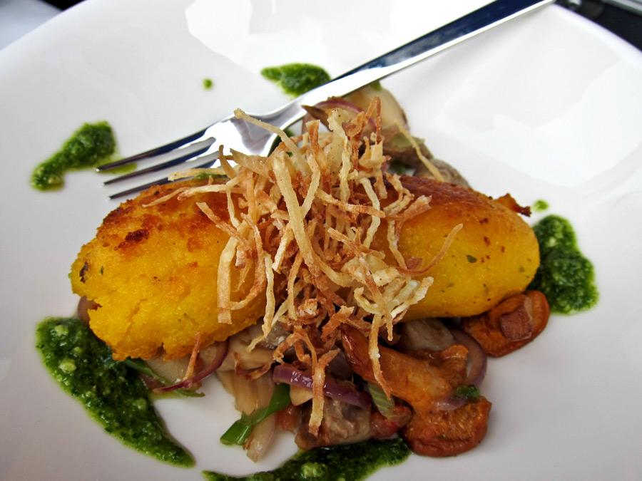 Flying Forkfood mit italienischen Spezialitäten