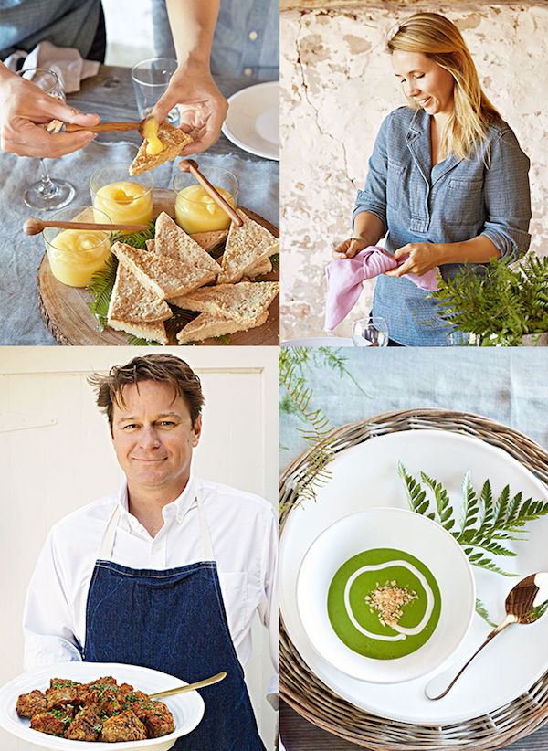 Midwest Living Magazine the Secret to Laid Back But Lovely Dinner Parties