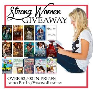 Strong Women Giveaway