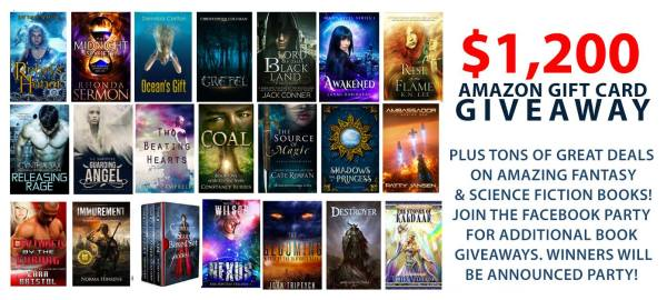 Epic SF & Fantasy Giveaway 2016