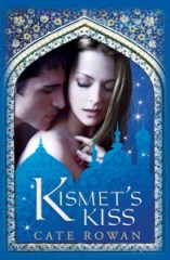 Second cover of Kismet's Kiss