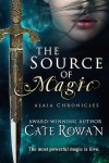 Book Cover for The Source of Magic by Cate Rowan