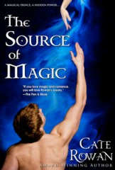 Second cover for The Source of Magic