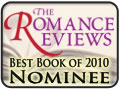 TheRomanceReviews Best Book of 2010 nominee Kismet's Kiss
