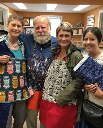 School of Sewing at Cate's Sew Modern