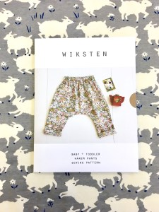 Cozy Crawlers Workshop: Sewing Pants for the Modern Baby @ Cate's Sew Modern