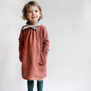 Wiksten Smock Dress + Top Workshop @ Cate's Sew Modern
