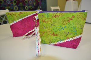 A Perfect Pair Bag Workshop @ Cate's Sew Modern