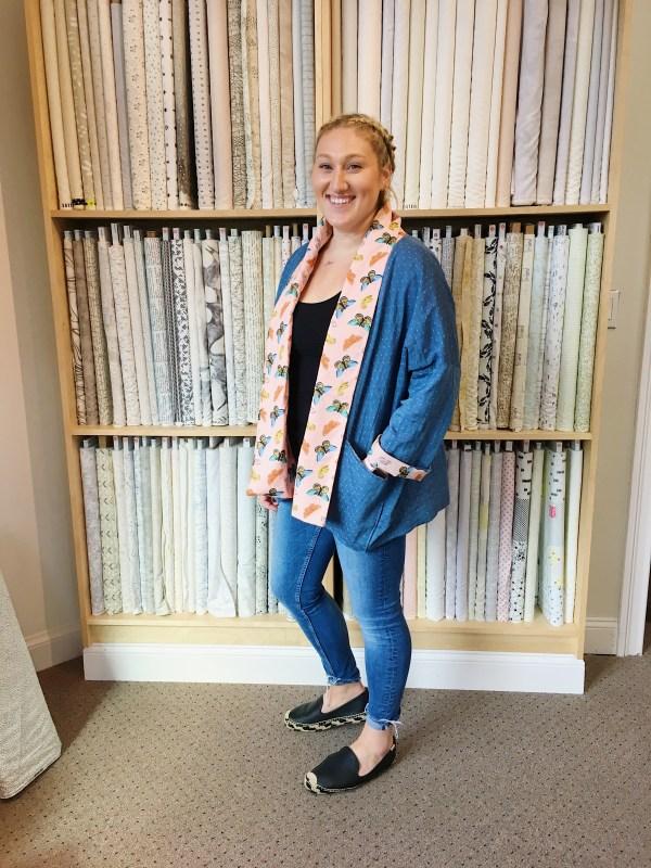 Wiksten Kimono Jacket