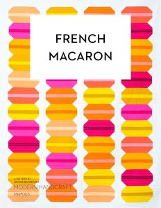 French Macaron Quilt Workshop @ Cate's Sew Modern