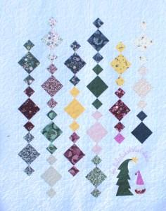 Fa La La Quilt @ Cate's Sew Modern