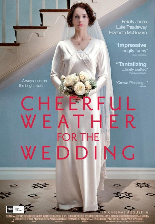 Image result for cheerful weather for the wedding poster