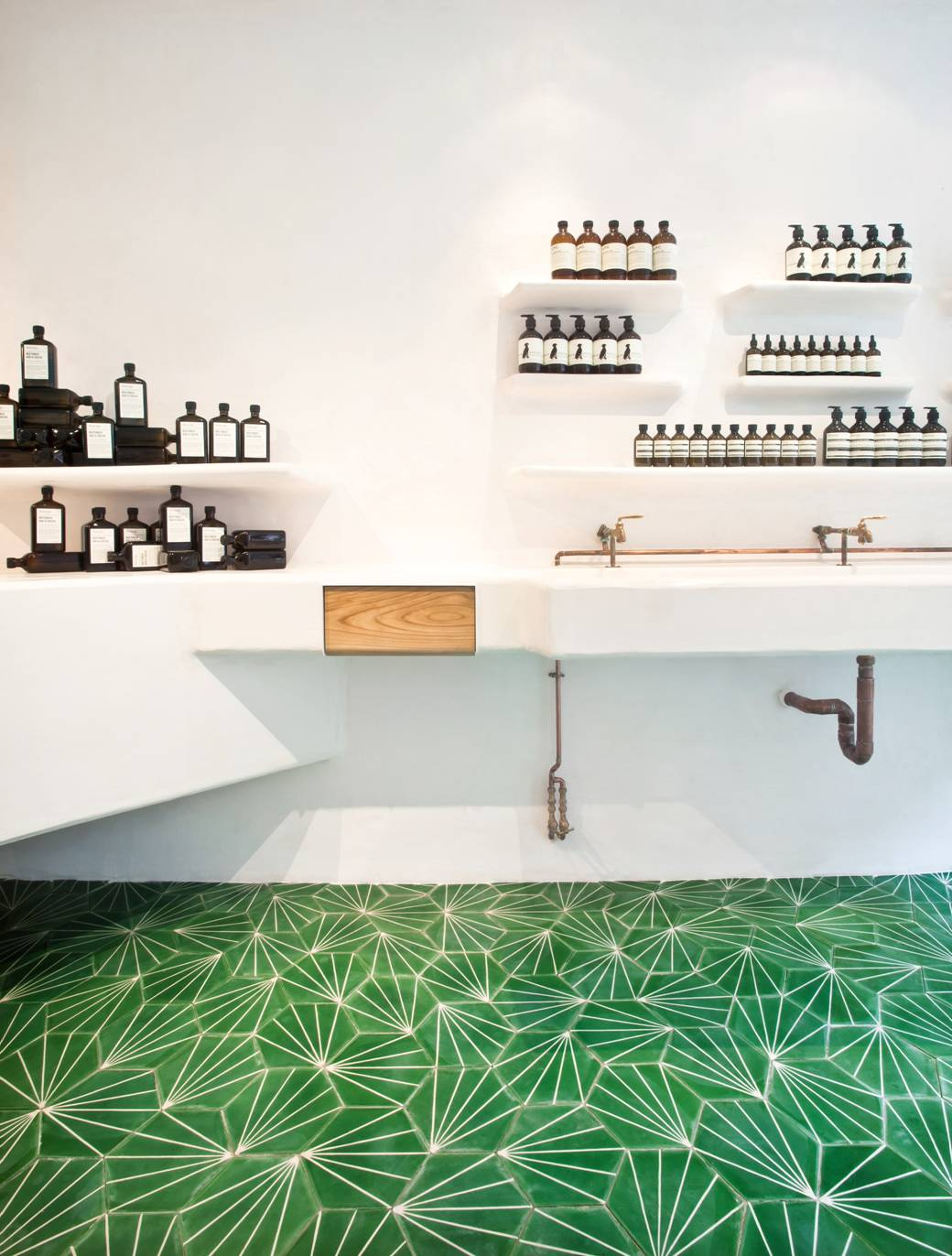Aesop opens Covent Garden store by Ciguë - cate st hill