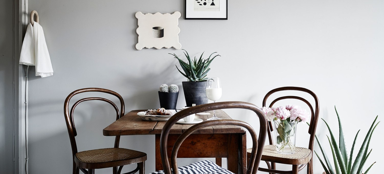 Your Home Needs This: bentwood chair