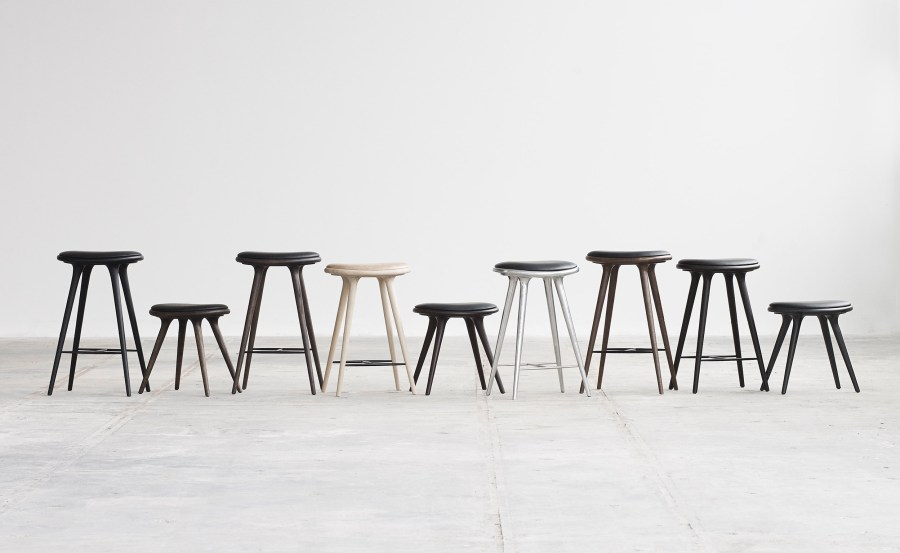 High Stools by Mater. My top picks from northmodern: Mater
