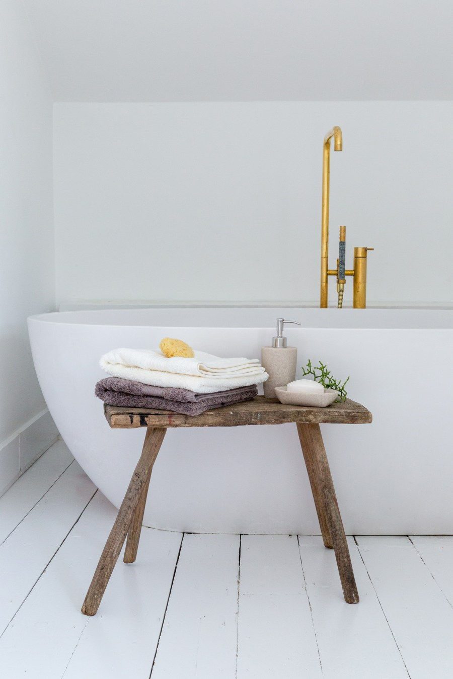 Soak&Sleep - Ultimate Supima Cotton hand towels £12 each, Natural Resin dispenser £6, Soap Dish £5