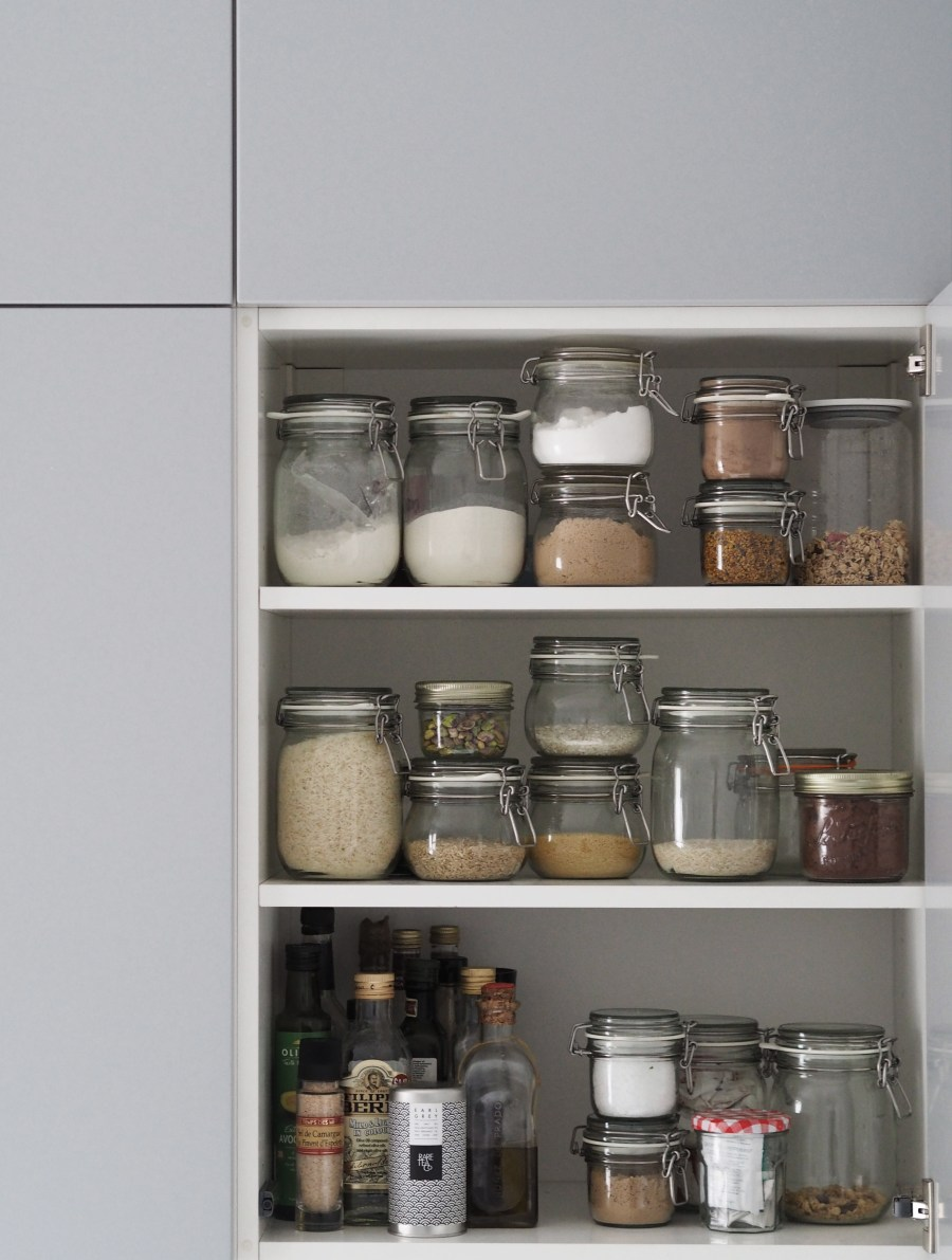 My Ikea Kitchen Makeover Part 2 Small Space Storage