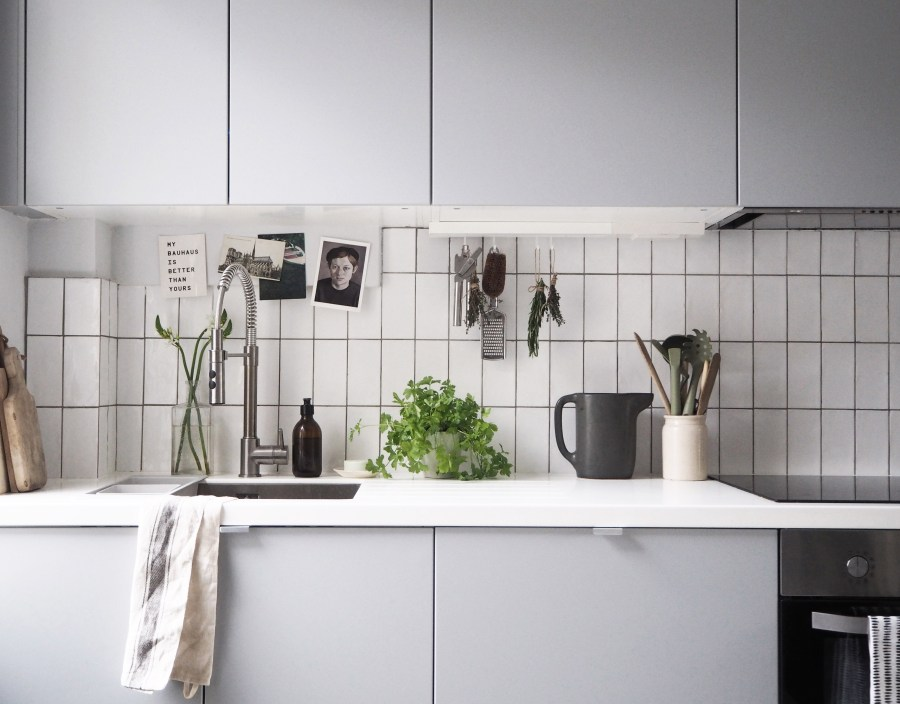 My Ikea Kitchen Makeover Part 2 Small Space Storage Solutions