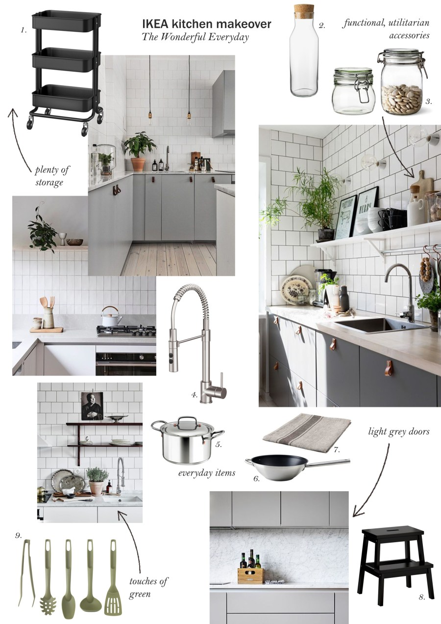 My ikea kitchen makeover the transformation cate st hill for Ikea kuchen inspiration