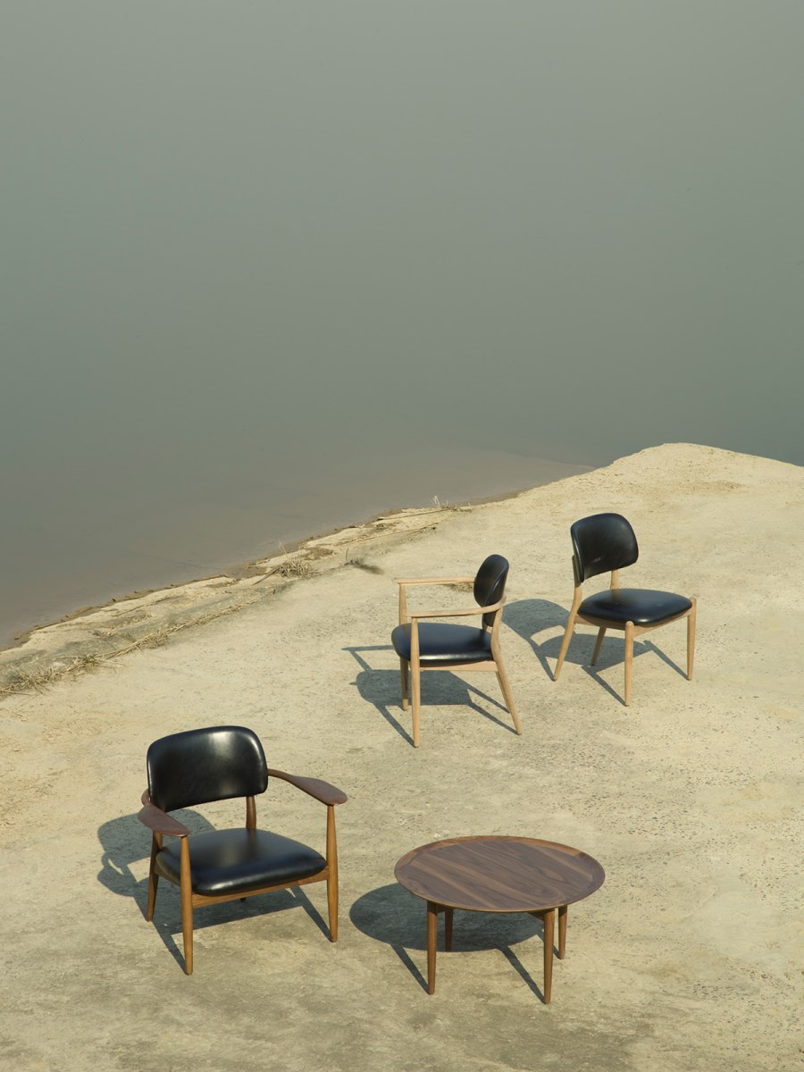Slow collection by Space Copenhagen for Stellar Works