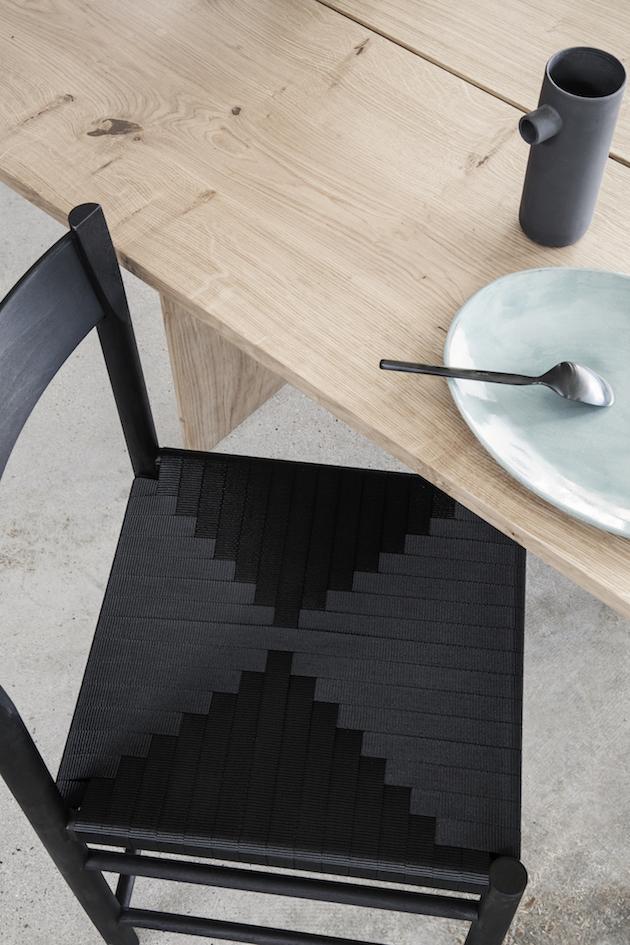 F chair byRasmus Bækkel FexforBrdr. Krüger