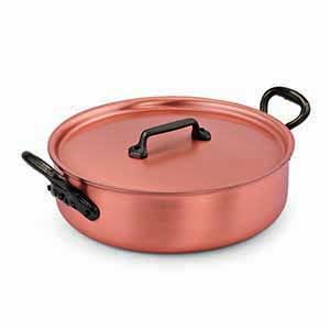 Manufactum Heavy Copper Pot - 27560