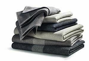 Manufactum Piqué Weave Shower Towel - 89000