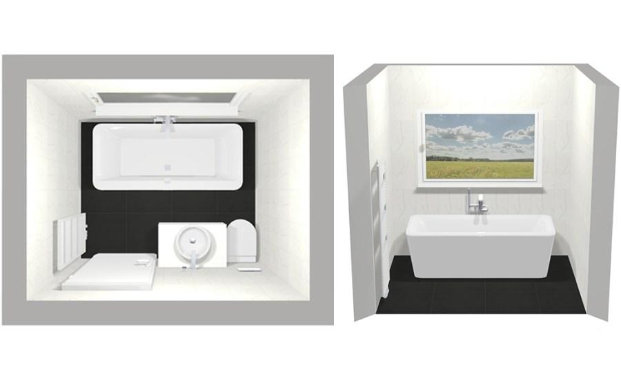 Design your dream bathroom with villeroy boch planning for Create your dream bathroom