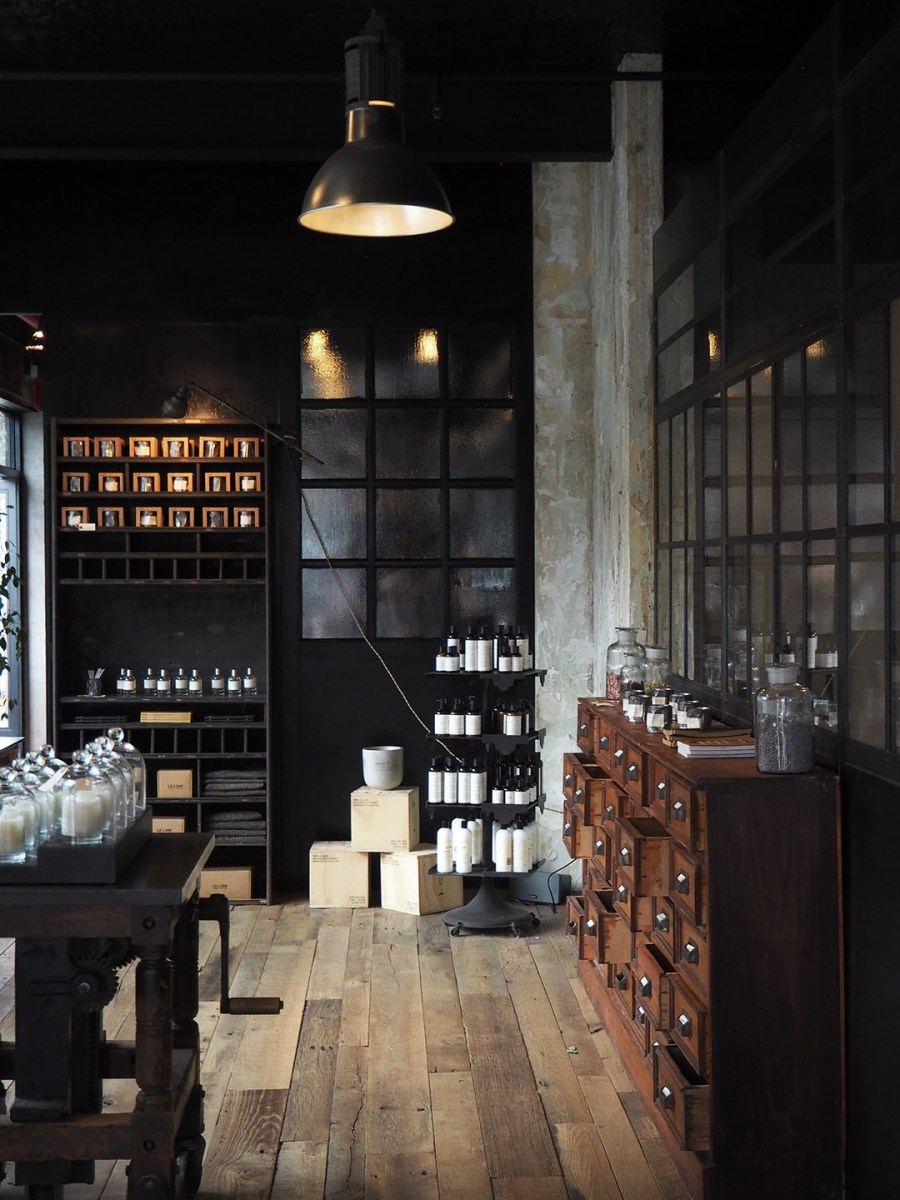 Le Labo Brooklyn, New York travel guide