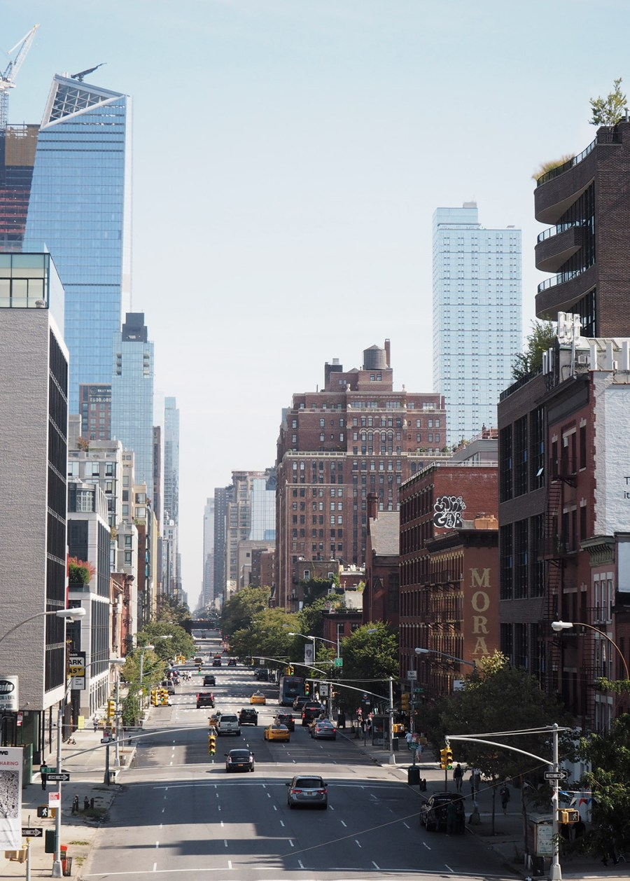 The High Line New York, New York Travel Guide