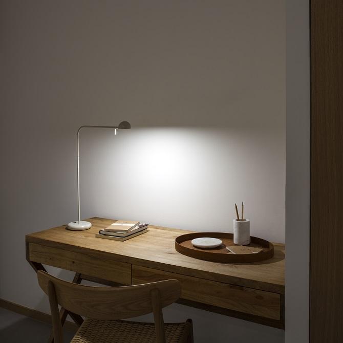 New minimal lighting - PIN by Ichiro Iwasaki for Vibia