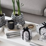 A minimal, monochrome Christmas on a budget with Homesense