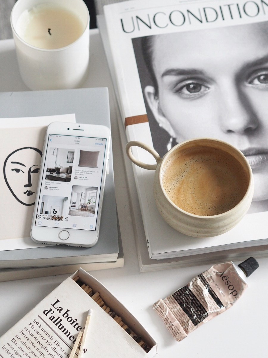 10 things I've learnt since going freelance six months ago - coffee table style