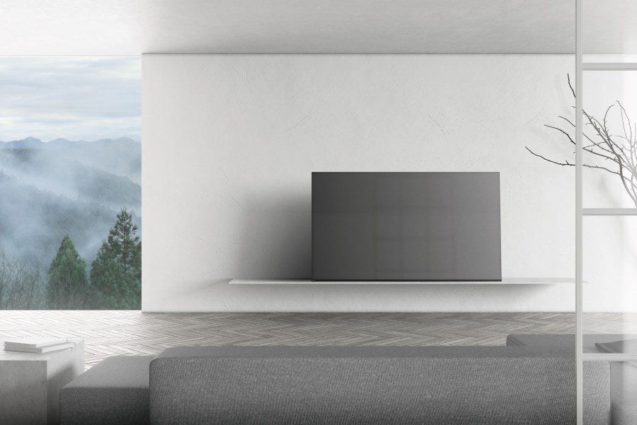 Styling minimal tech seamlessly into your home – my Sony talk notes
