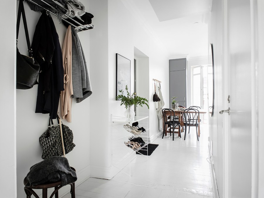 I wish I lived here: a fresh, bright interior for the start of the year