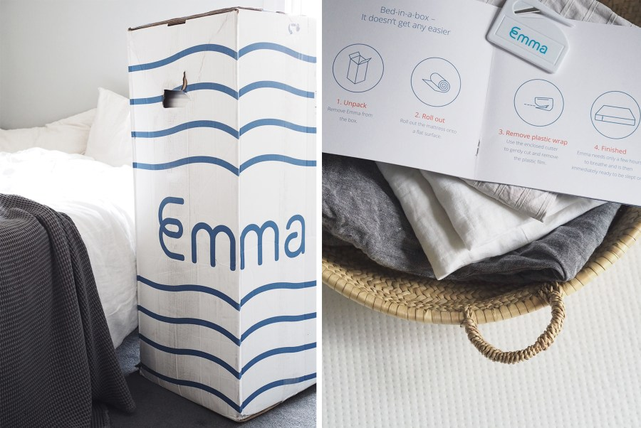 Getting The Guest Bedroom Ready An Emma Mattress Review