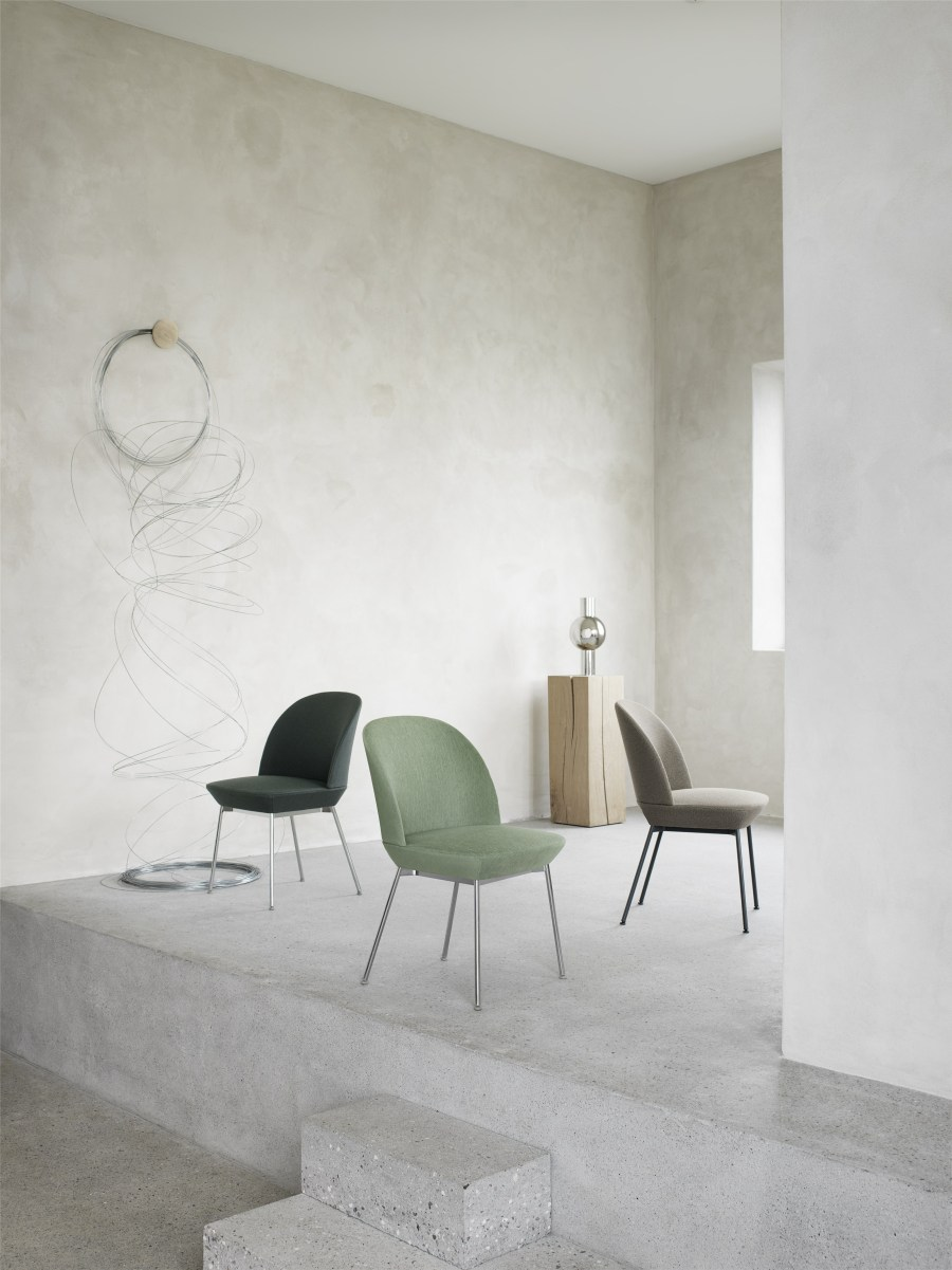 Muuto. My favourite minimalist furniture launches at Milan Design Week 2019 – part 2