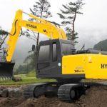 Hyundai R160LC-7A Excavator Service Repair Workshop Manual