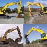 KOMATSU PC300-5, PC300LC-5, PC300LC-5K, PC300HD-5 Excavator Service Repair Manual