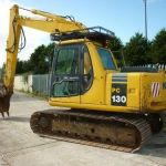 Komatsu PW160-7E0 Excavator Workshop Service Repair Manual