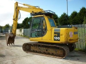 Komatsu PW160-7E0 Hydraulic Excavator Workshop Service Repair Manual