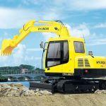 Hyundai R80-7 Excavator Workshop Repair Manual & Operating Manual