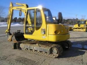 Komatsu PC95R-2 Hydraulic Excavator Service Repair Manual