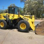 Komatsu WA320-5H Wheel Loader Workshop Repair Manual