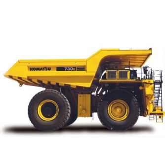 Komatsu 730E-8 DUMP Truck Cat Excavator Service Repair Manual