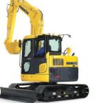 Komatsu Pc88mr-8 operation and maintenance pdf manual
